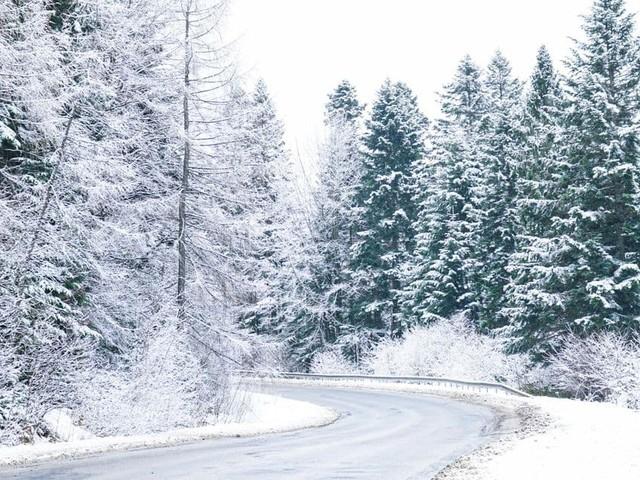 Météo: un samedi hivernal en perspective avec des routes glissantes et une nouvelle zone de neige