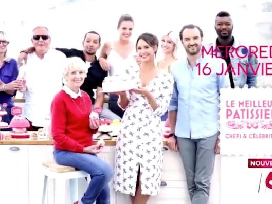 Ce soir à la télé : «Le Meilleur Pâtissier» chefs et célébrités, la finale (M6 VIDEO)