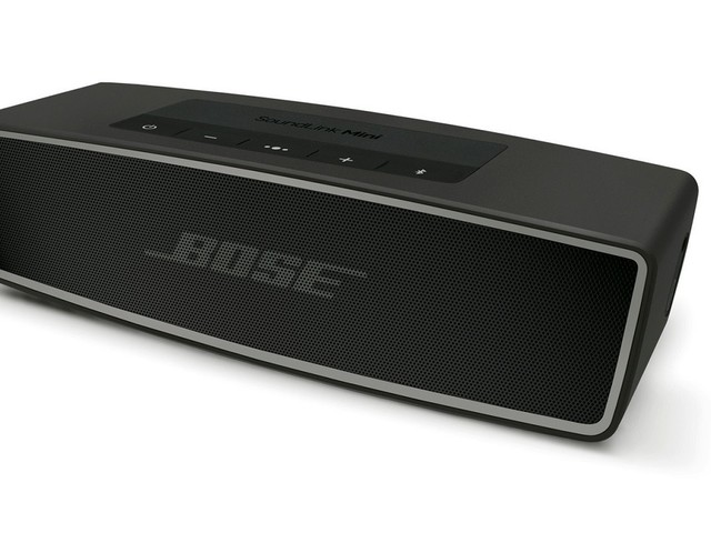 Bon plan : l'enceinte portable Bose SoundLink Mini II à moins de 140 euros