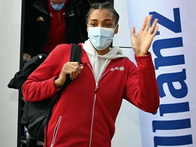 Jeux olympiques: des athlètes belges vaccinés et soulagés