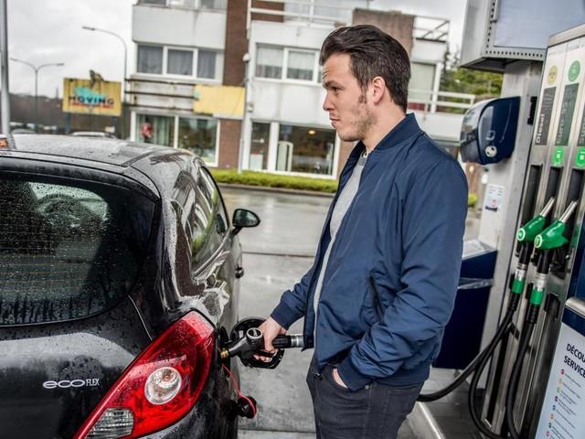 On n'avait jamais payé le diesel aussi cher en Belgique