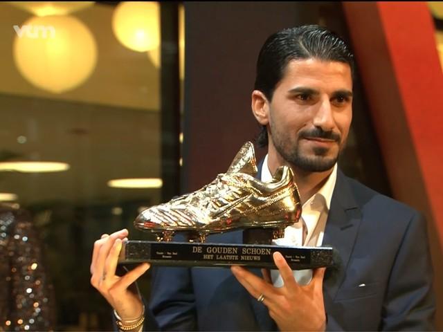 Refaelov heeft na tien jaar prijs en wint de Gouden Schoen