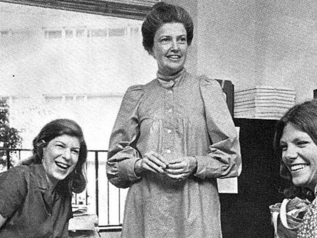 The Women of NPR, When NPR Was a Start-Up