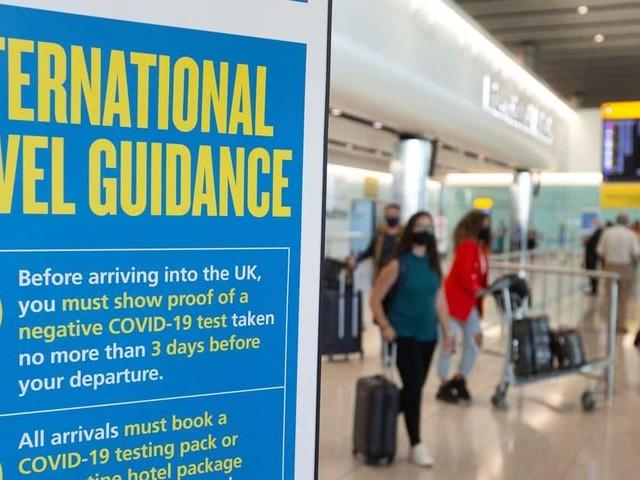 Le Royaume-Uni va assouplir ses restrictions de voyages cet été