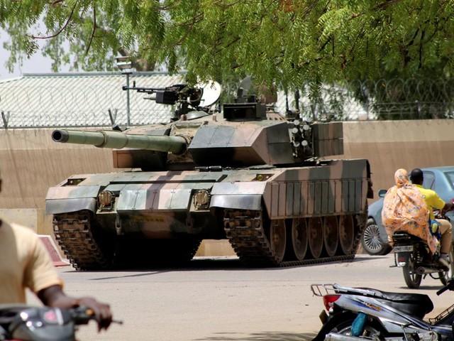 L'armée tchadienne dit avoir repoussé des rebelles avançant vers la capitale