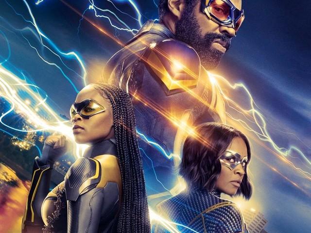 Black Lightning : Le poster de la saison 4 !