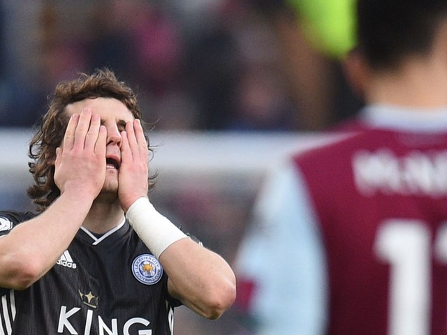 Premier League: Leicester trébuche à Burnley