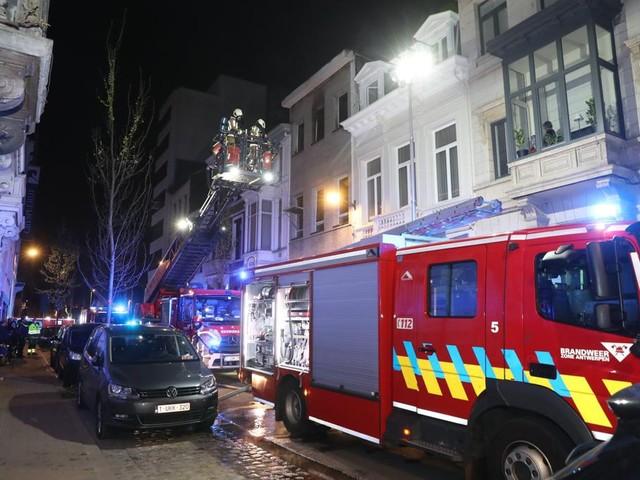 85-jarige vrouw uit Antwerpen overlijdt in woningbrand