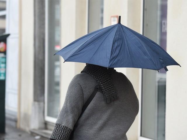 Zacht maar regenachtig