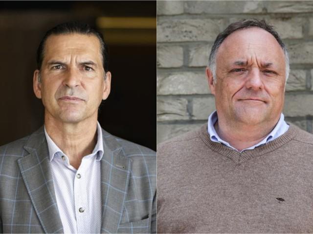 Wissel van de macht bij Celeval: exit Lieven Annemans, enter Marc Van Ranst