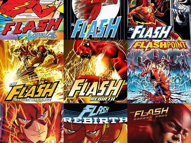 DC Comics : La chronologie des comics The Flash !