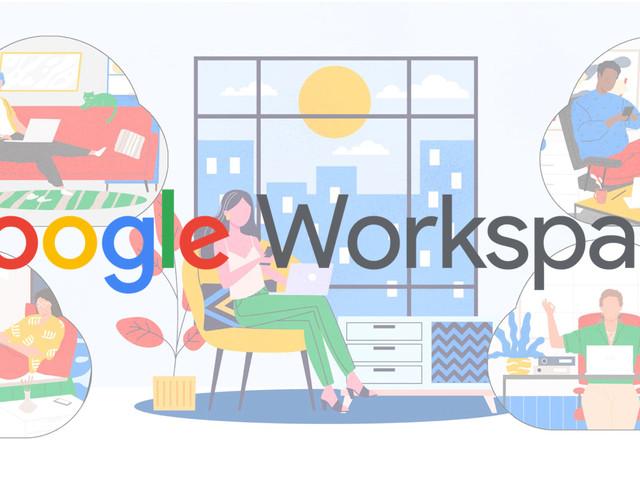 Google va déployer de nouvelles fonctions pour le télétravail dans Workspace