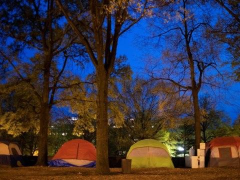 Nieuw op de radar van de Fed: daklozen