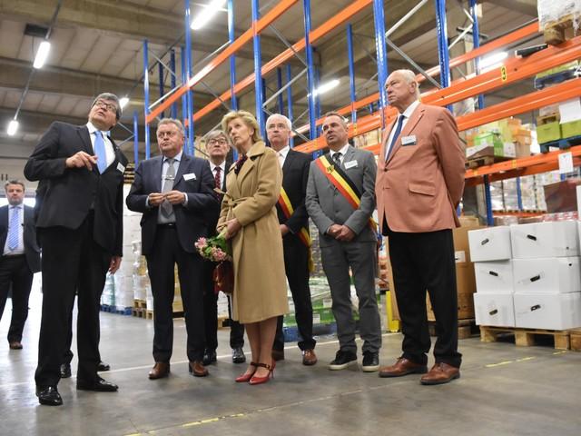 Tien Limburgse bedrijven in het zog van prinses Astrid naar de VS