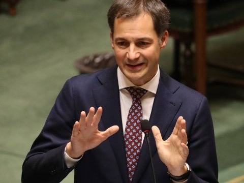Premier De Croo houdt boot af over lockdown