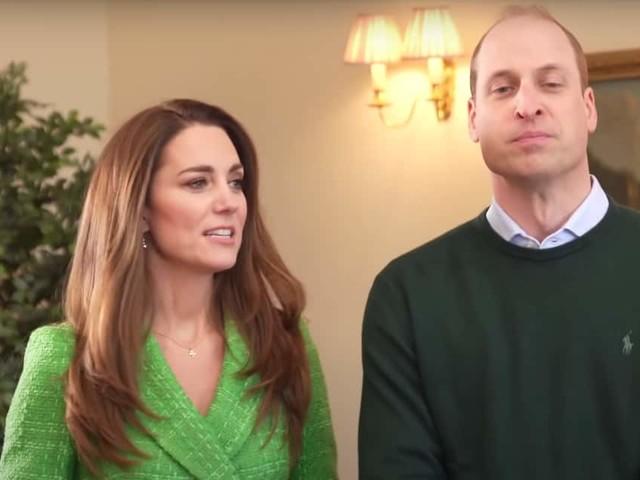 """""""Tu n'es pas obligé de rouler tes r comme ça"""": quand Kate se moque gentiment de William"""