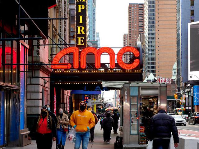 AMC Stock Sale Raises $587 Million as Meme Traders Buy Shares