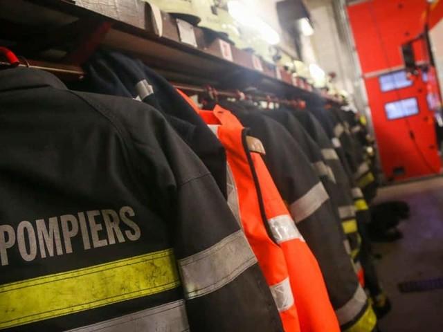 Début d'incendie sur un site Seveso à Ougrée