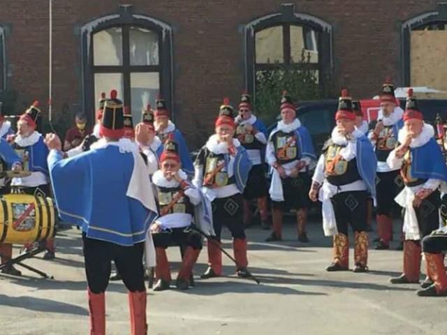 Fêtes de Wallonie : le folklore était au rendez-vous