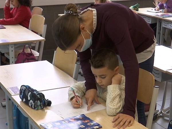 Basisschool Lakerberg uit Houthalen-Helchteren pakt leerachterstand door corona creatief aan