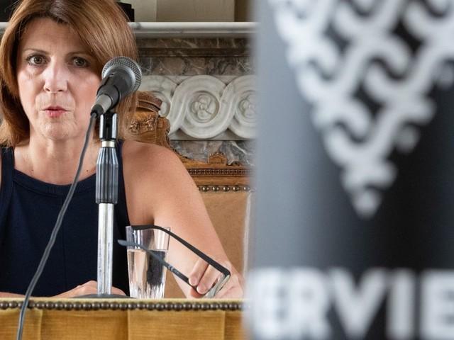 Crise politique à Verviers : Muriel Targnion ne fera pas un pas de côté