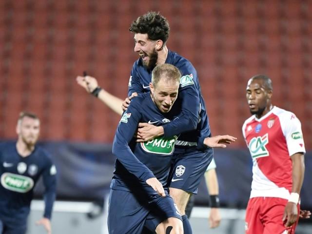 Coupe de France: Monaco n'a pas tremblé pour rejoindre Paris en finale