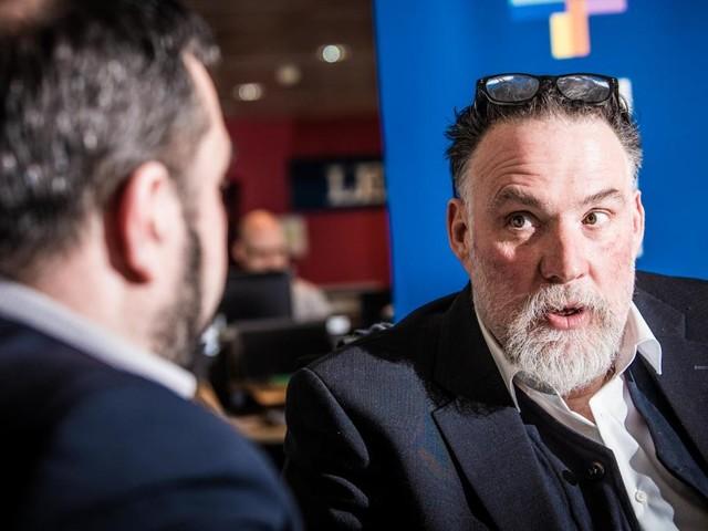 Bouli Lanners au «Soir»: «Il faut libérer la colère»