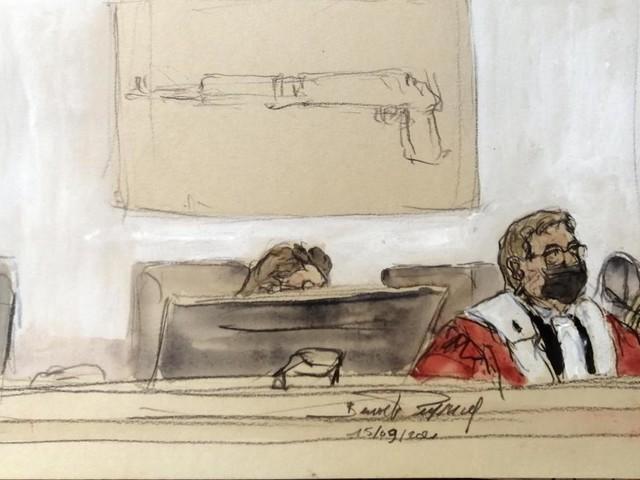 Les scènes de crime au procès des attentats de Paris: «La victime était face contre terre, les vêtements maculés de sang»