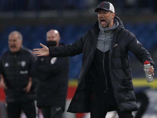 """Liverpool-coach Jurgen Klopp kantte zich in het verleden al tegen Super League: """"De spelers en ik zijn niet betrokken bij deze beslissing"""""""