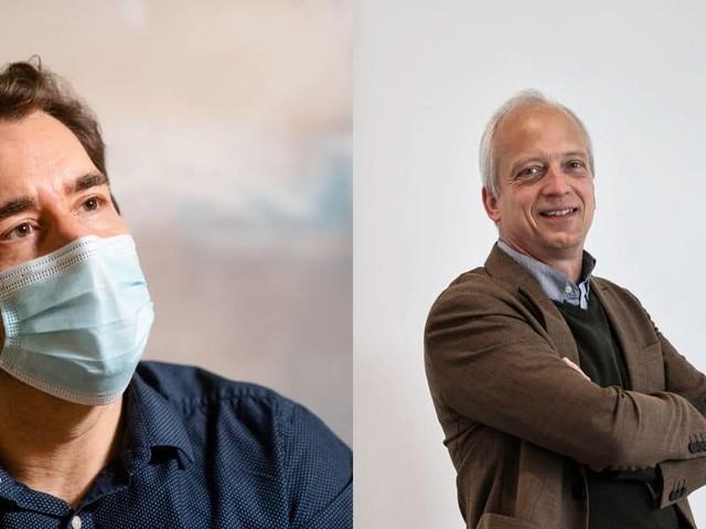 """""""Plus que temps"""", """"dès maintenant"""" : Marius Gilbert et Yves Coppieters appellent une nouvelle fois à rouvrir le secteur culturel"""