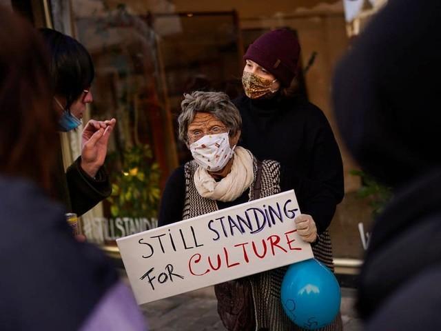"""La culture se déconfinera dès le 30 avril : """"Le gouvernement a beaucoup trop tiré sur la corde de l'arbitraire"""""""