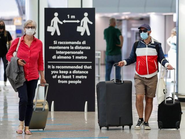 Coronavirus: L'Italie ferme ses frontières aux ressortissants de 13 pays