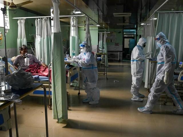 Coronavirus en Inde: près de 4.000 décès dus et 412.000 nouvelles contaminations en 24 heures
