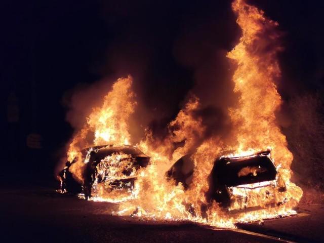 Seize voitures ont été incendiées en trois mois à Montigny-le-Tilleul: c'est trop pour les riverains