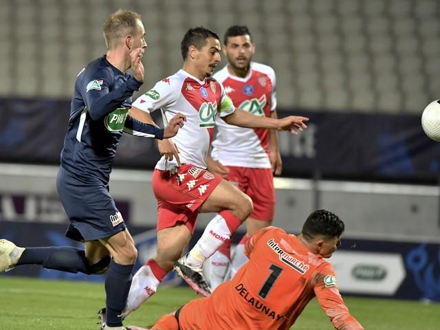 Coupe de France : pas d'exploit pour Rumilly, Monaco rejoint le PSG en finale