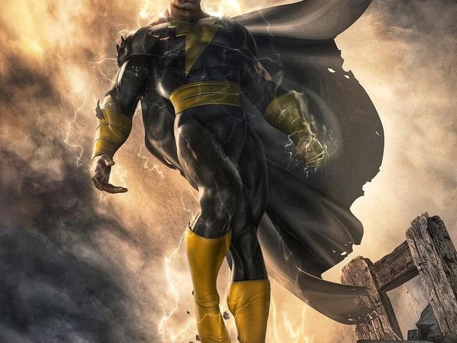 Black Adam : Une date de sortie pour l'anti-héros incarné par Dwayne Johnson !
