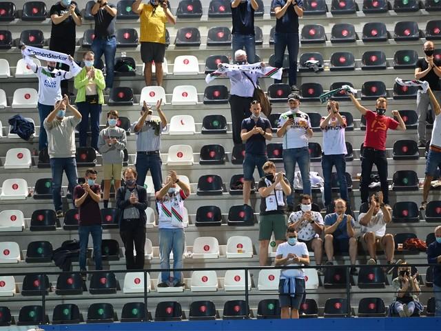 Nieuwe Covid-maatregelen sparen de voetbalfans in het stadion
