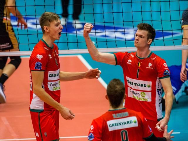 Maaseik en Roeselare boeken zege in Euromillions Volley League