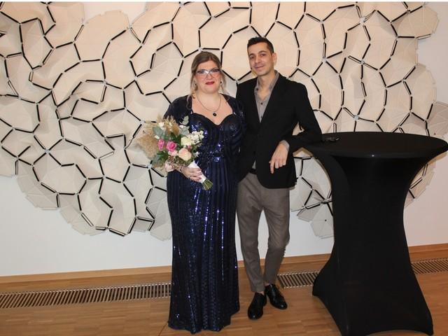 Fabrizio Zedda en Tatiana in Houthalen