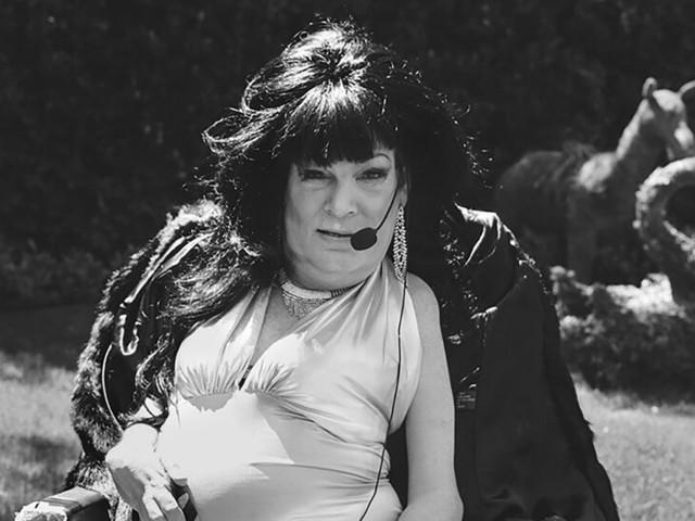Sandie Crisp, 'Goddess Bunny' of the Underground Scene, Dies at 61