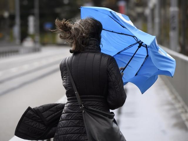 Tot 16 graden dit weekend, met opnieuw veel wind