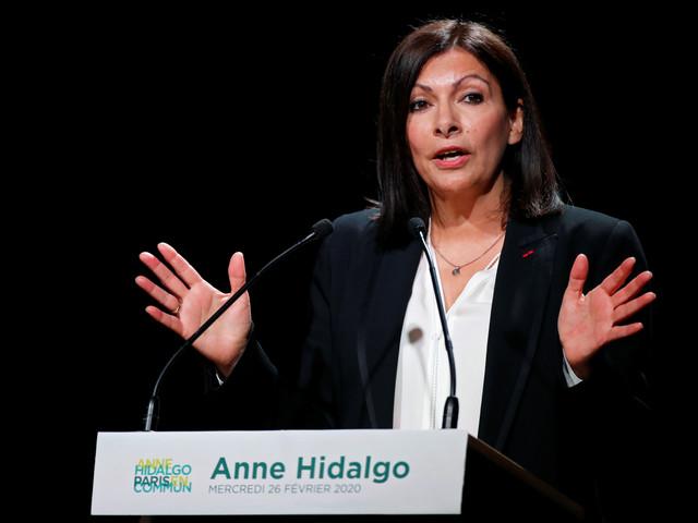 Municipales à paris : Anne Hidalgo monte au front face à ses rivales