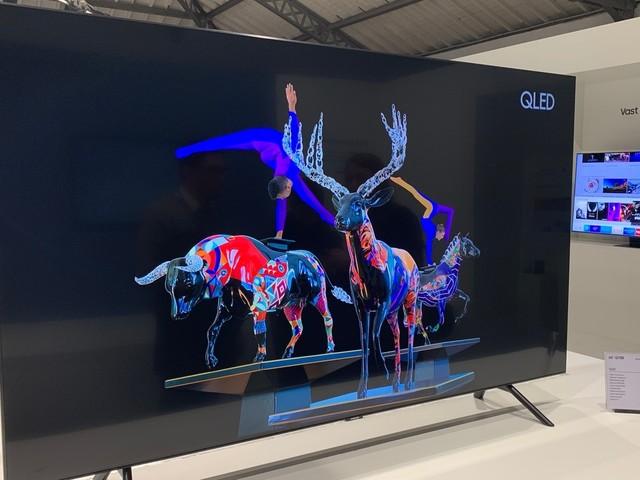 Samsung QLED 4K : quatre nouveaux téléviseurs en approche et des prix plus bas
