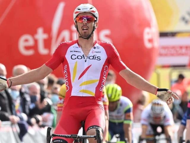 Christophe Laporte s'impose au sprint sur le Circuit de Wallonie