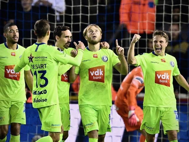 Genk lijdt in eigen huis zware nederlaag tegen AA Gent