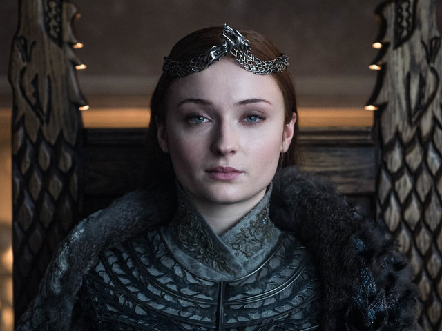 Sophie Turner on 'Game of Thrones,' Sansa's End and 'Disrespectful' Fan Reactions
