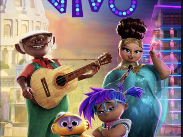 Bande-annonce de l'animé musical Vivo.