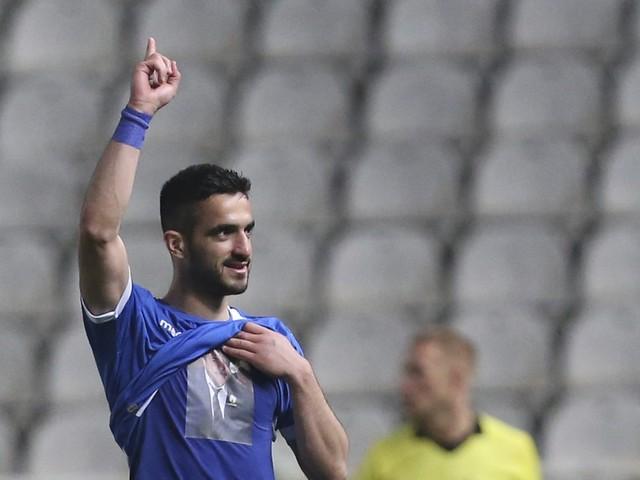Sterspeler Cyprus is verdediger van Standard