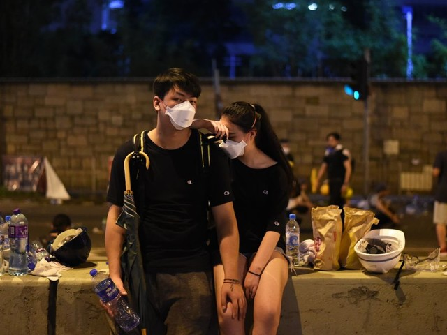 La Chine censure l'hymne des manifestations à Hong Kong