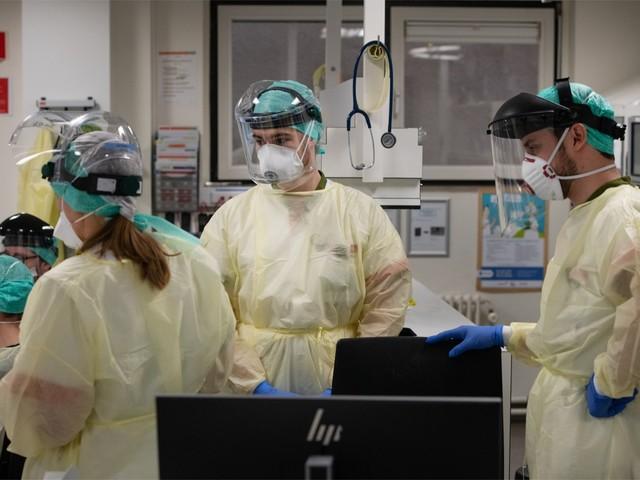Aantal nieuwe besmettingen blijft stabiel, dodentol daalt lichtjes